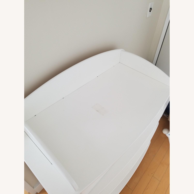 Sodura White AERO Dresser / Changing Table - image-6