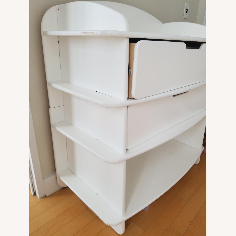 Sodura White AERO Dresser / Changing Table - image-5