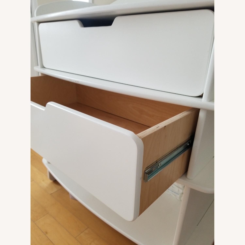 Sodura White AERO Dresser / Changing Table - image-4