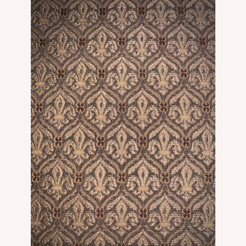 Ethan Allen Paramount Sofa, Decorative Pleat - image-4