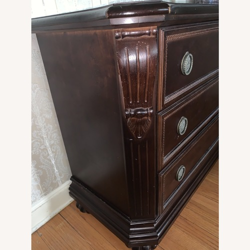 Used Bernhardt Furniture 42 Three Drawer Nightstands for sale on AptDeco