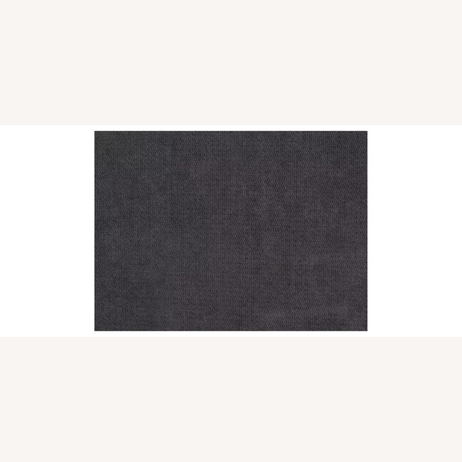 Raymour & Flanigan Dark Gray L Shaped Sectional - image-2