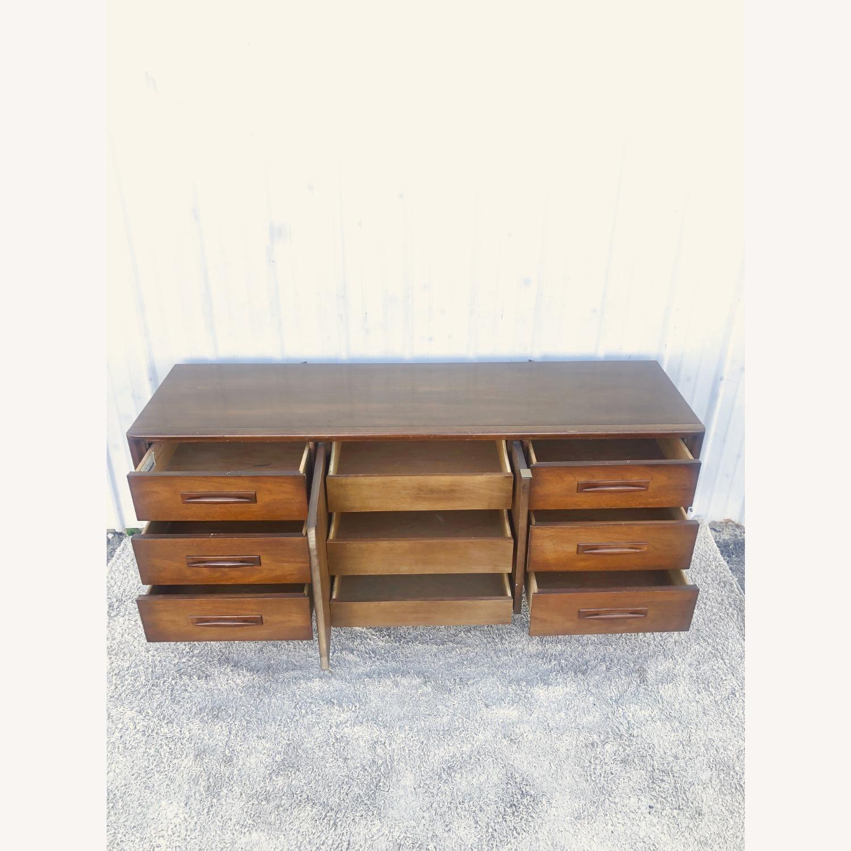Mid Century Lowboy Dresser Emphasis by Broyhill - image-13