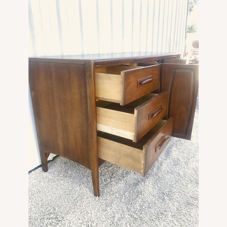 Mid Century Lowboy Dresser Emphasis by Broyhill - image-18
