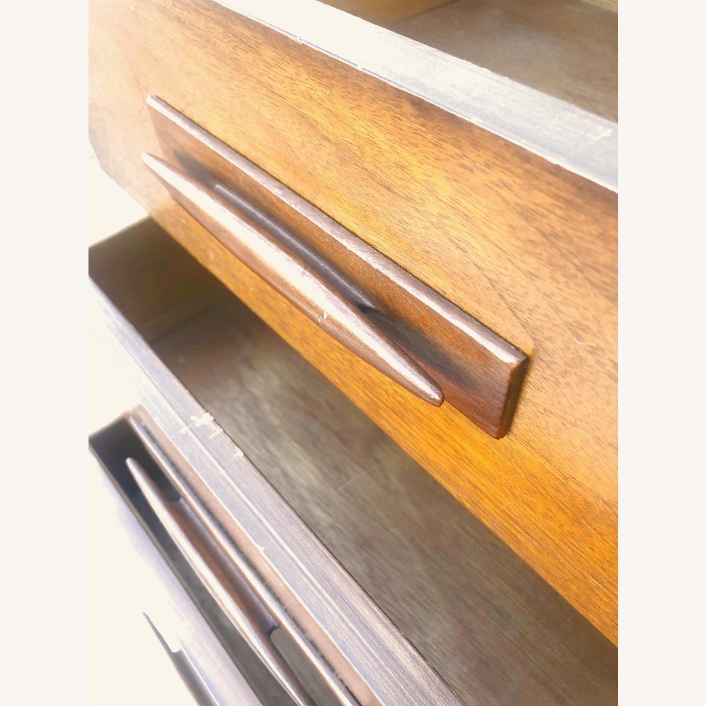 Mid Century Lowboy Dresser Emphasis by Broyhill - image-17