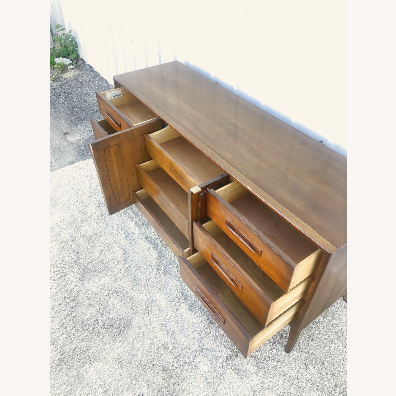 Mid Century Lowboy Dresser Emphasis by Broyhill - image-14