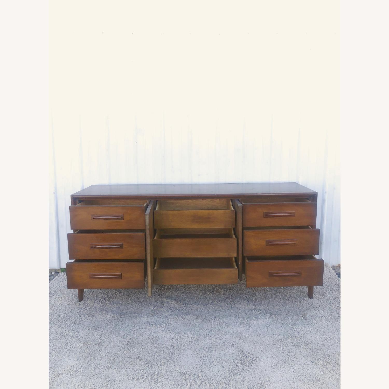 Mid Century Lowboy Dresser Emphasis by Broyhill - image-12
