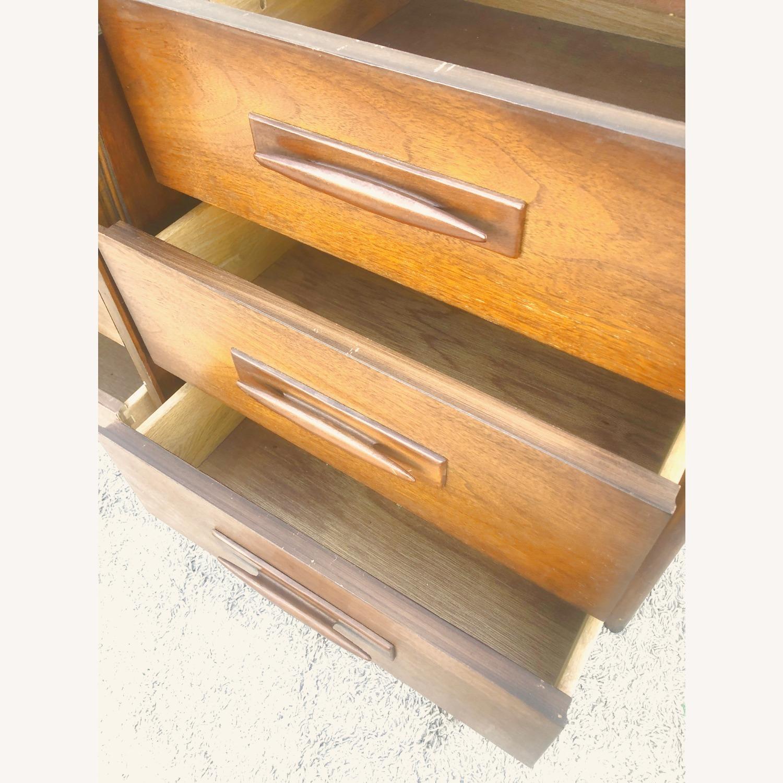 Mid Century Lowboy Dresser Emphasis by Broyhill - image-15