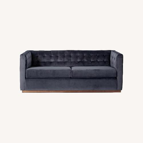 Used West Elm Tufted Sofa for sale on AptDeco