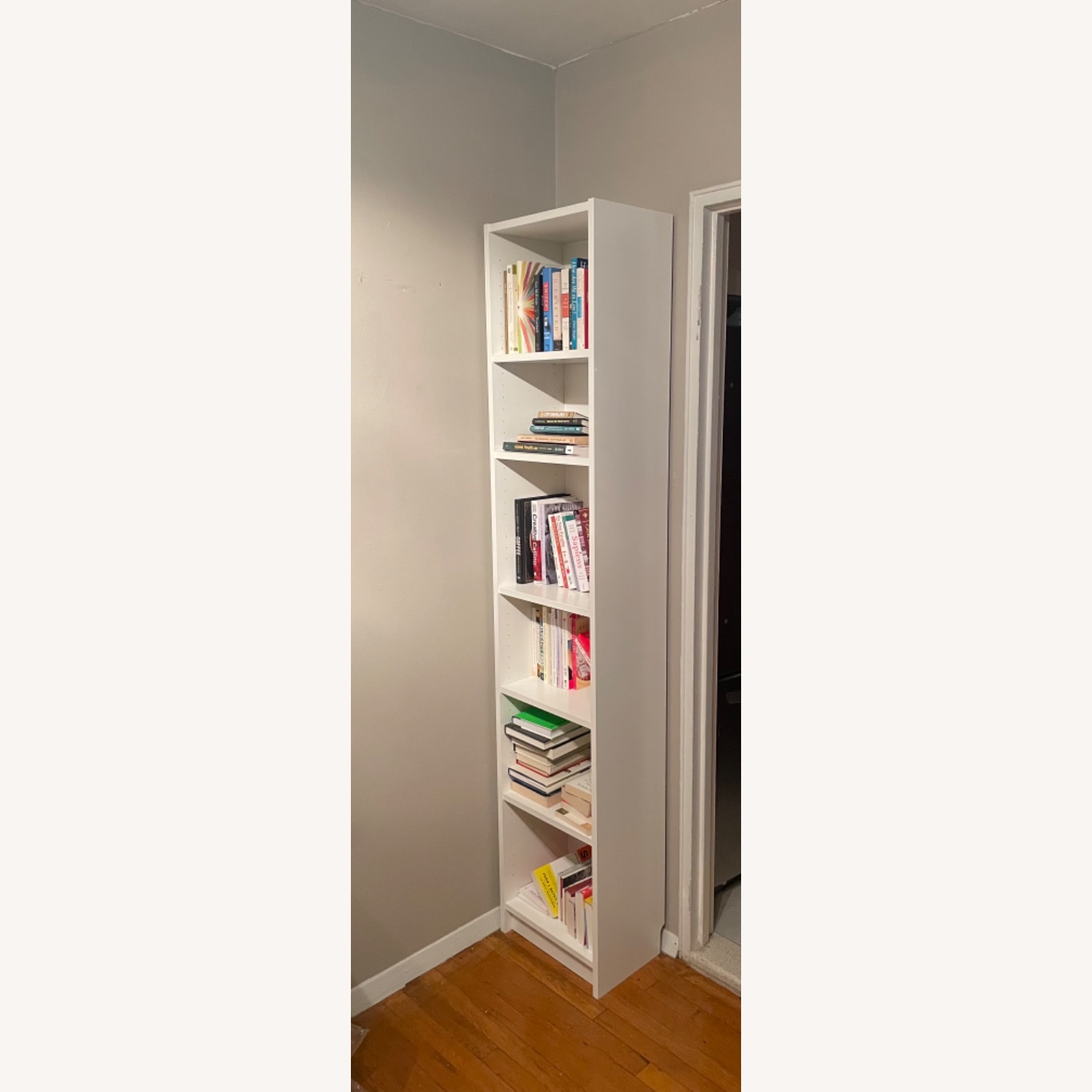 IKEA 2 Billy Bookcases - image-2