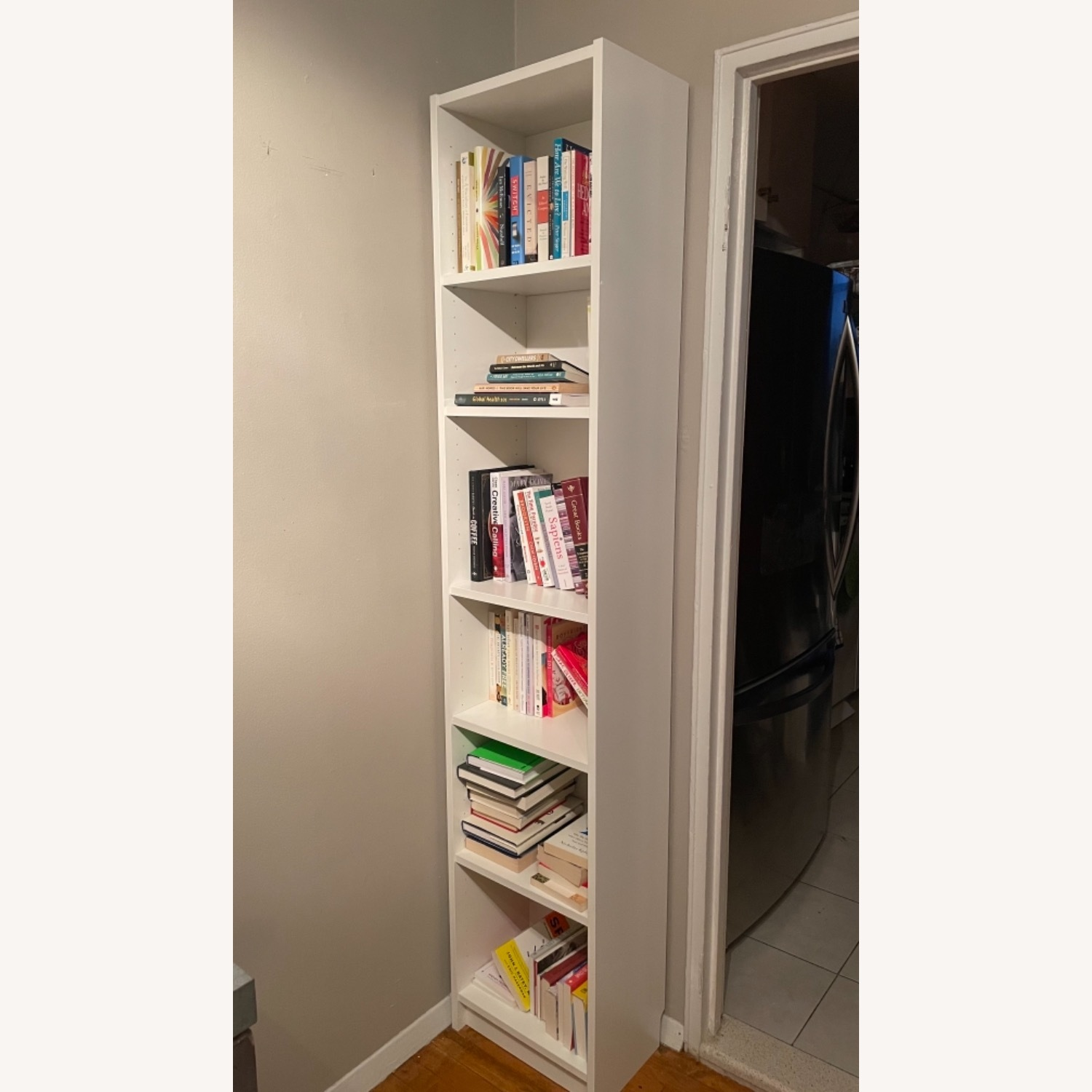 IKEA 2 Billy Bookcases - image-3