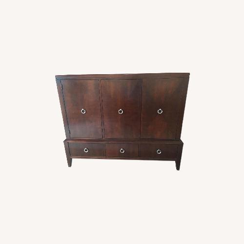 Used Ethan Allen Multi Media Cabinet for sale on AptDeco