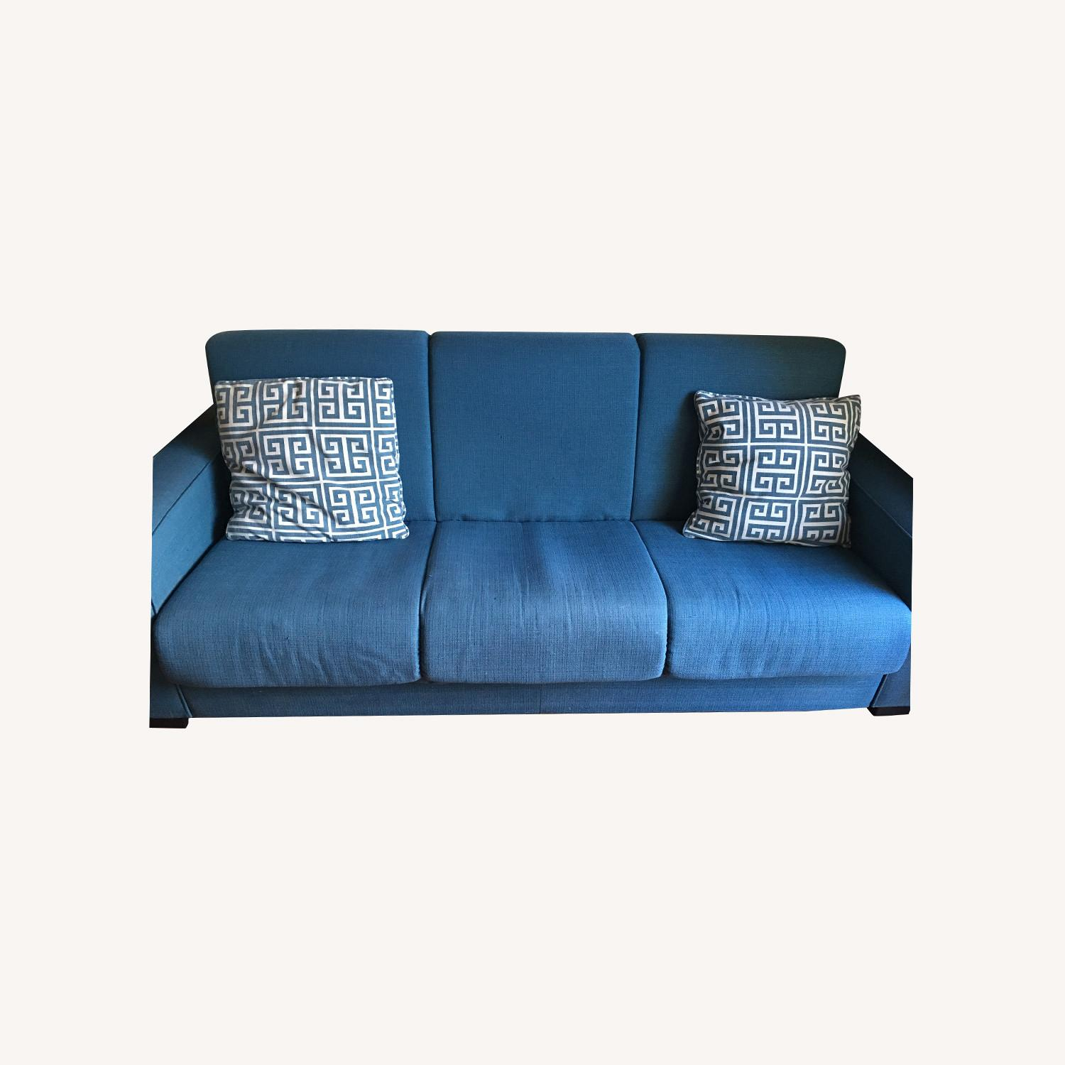 3 Seaters Sofa Bed - image-0