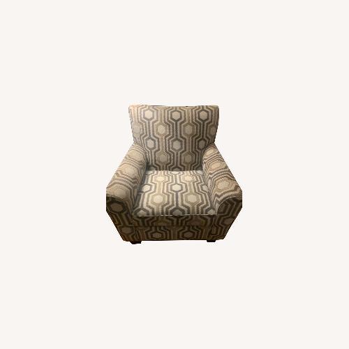 Used Bob's Discount Arm Chair for sale on AptDeco