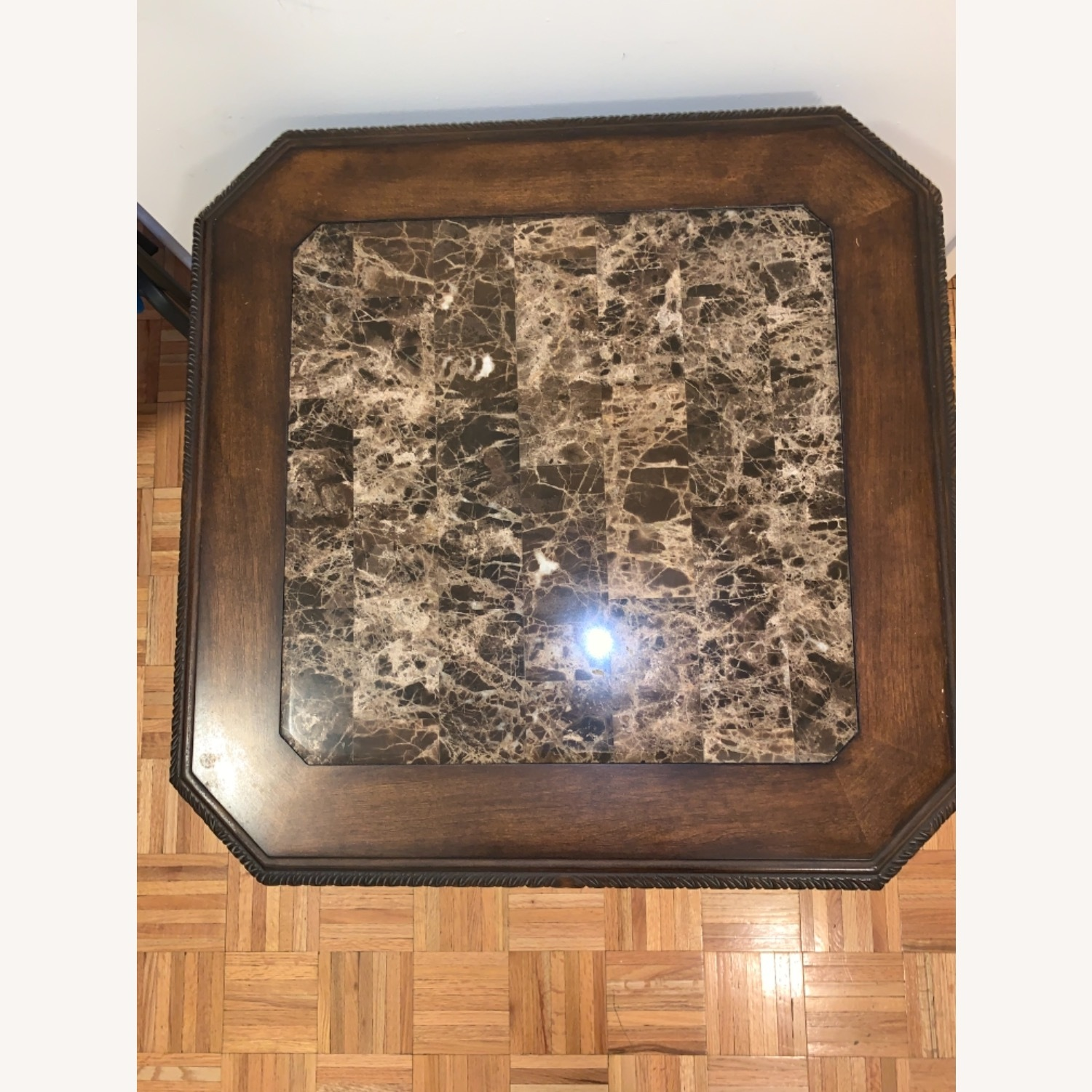 Brown Side Table - image-2