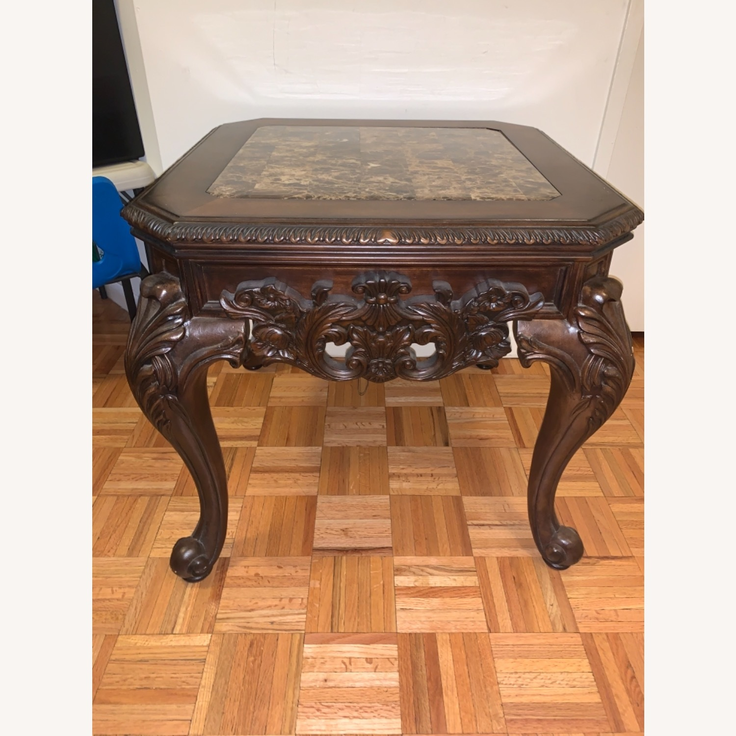 Brown Side Table - image-3