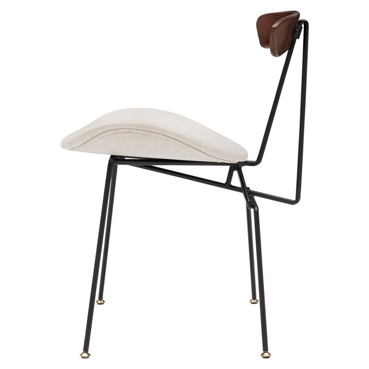 Contemporary Piece of Art Dining Chair - image-3