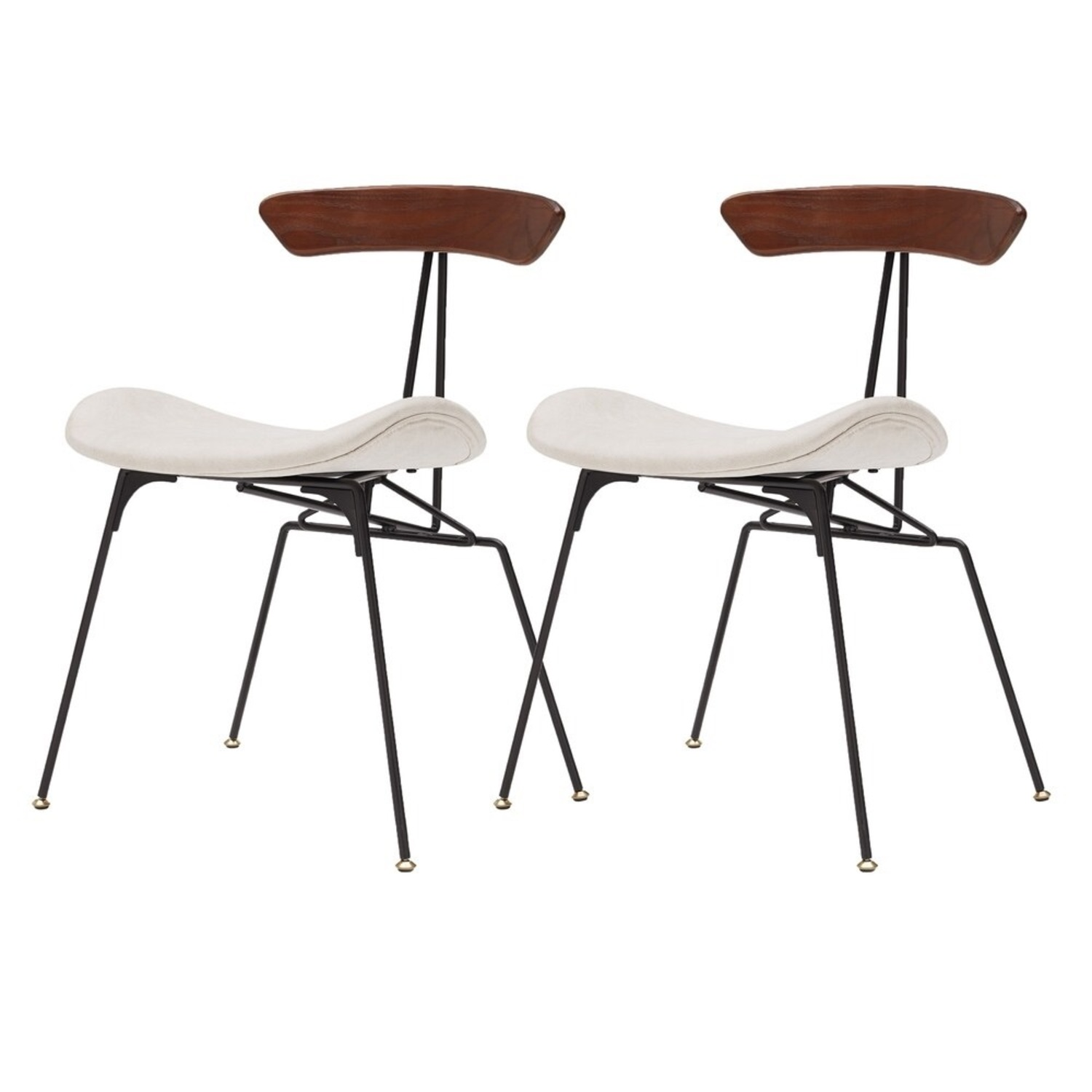 Contemporary Piece of Art Dining Chair - image-1