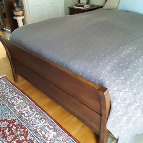 Used Baronet Opera Bed for sale on AptDeco