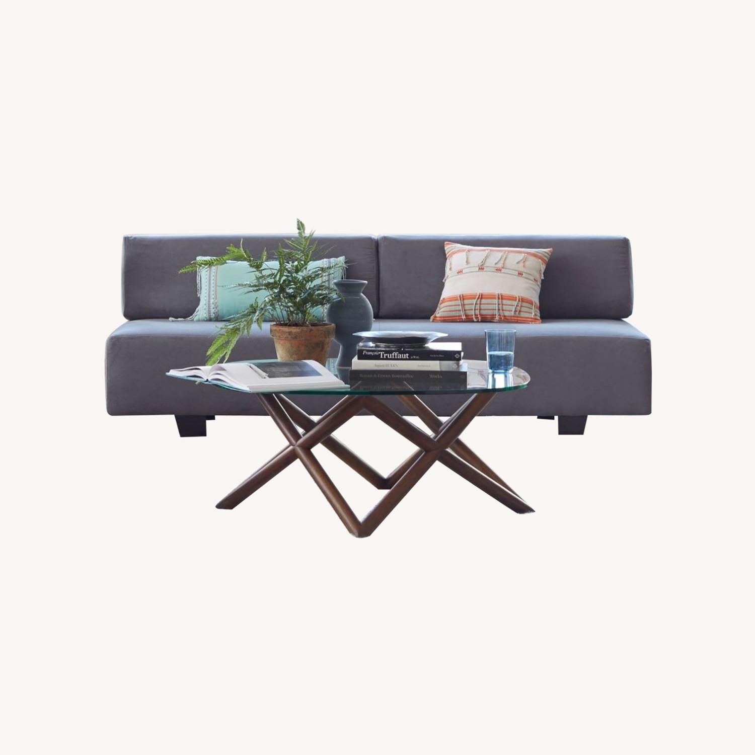 West Elm Tillary Couch - image-0