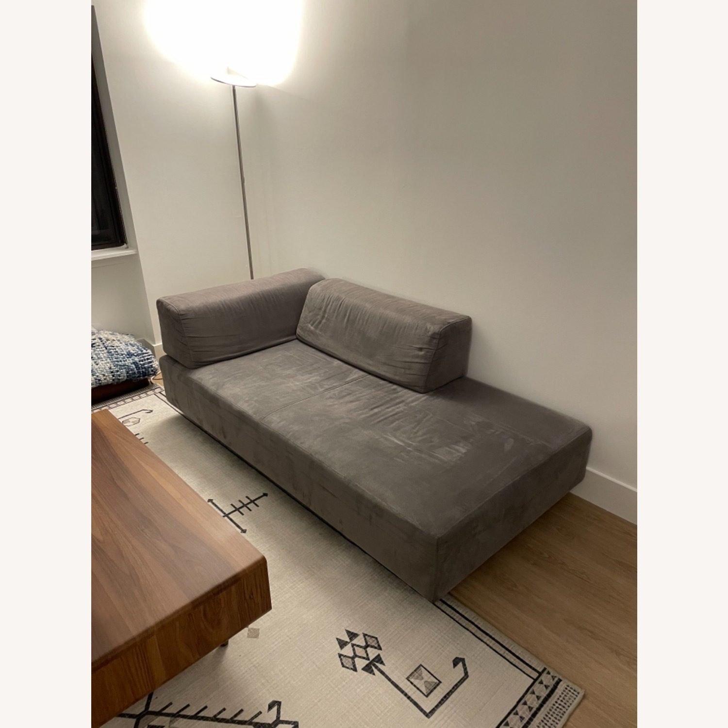 West Elm Tillary Couch - image-3