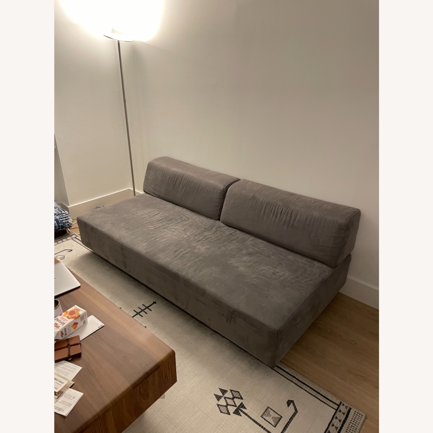 West Elm Tillary Couch - image-5