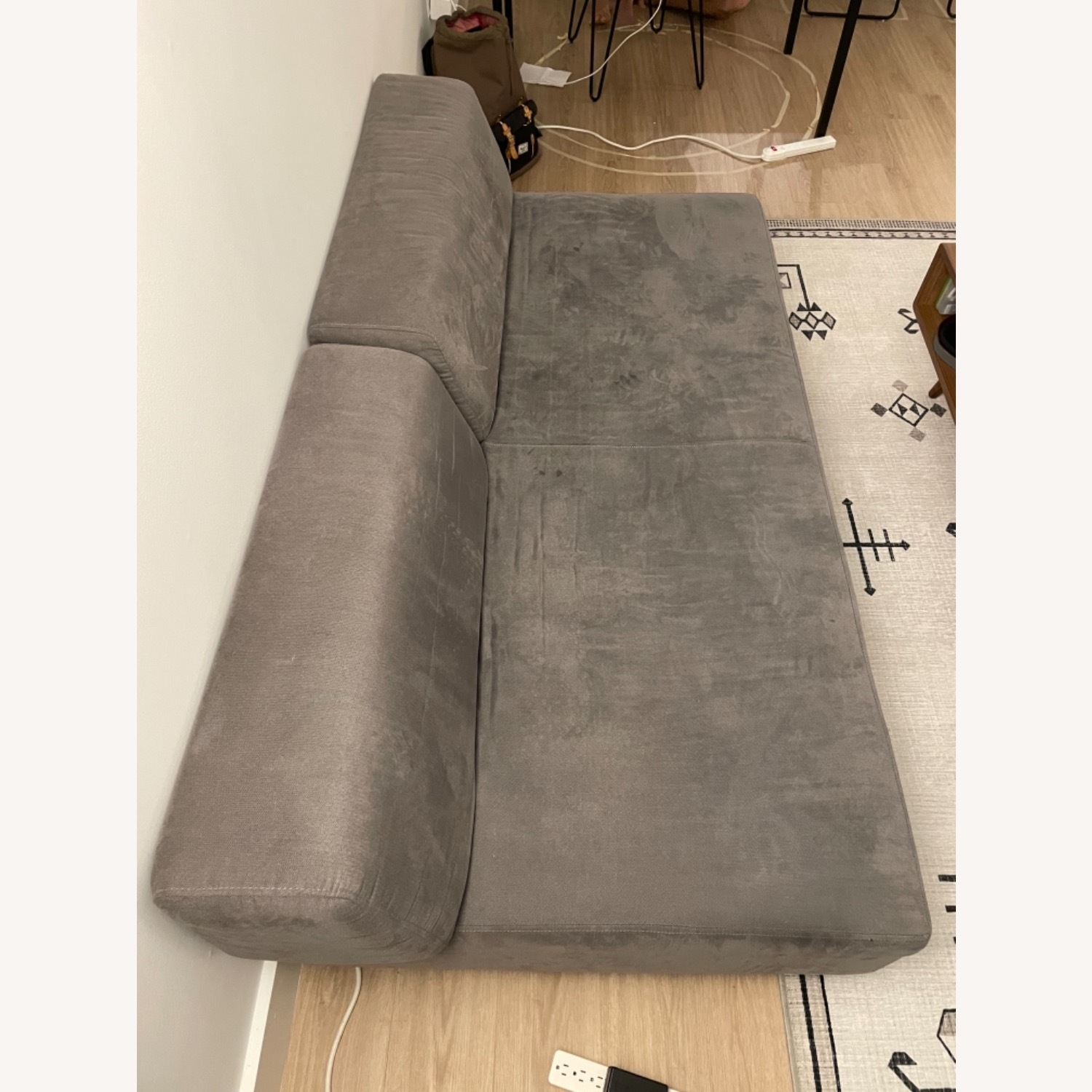 West Elm Tillary Couch - image-4