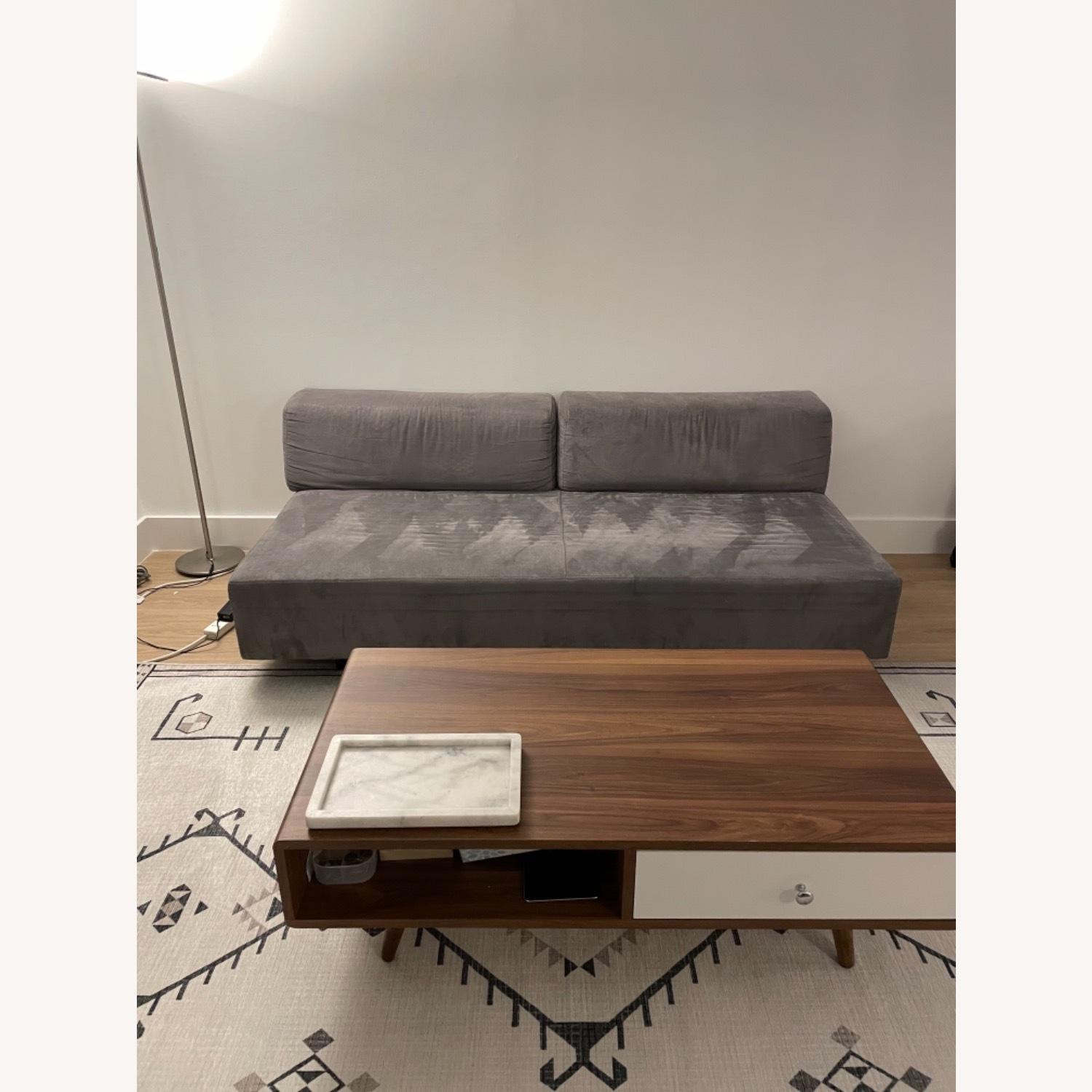 West Elm Tillary Couch - image-2