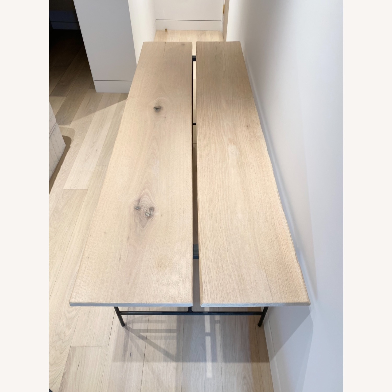 Calypso St. Barth Natural Wood Table - image-3