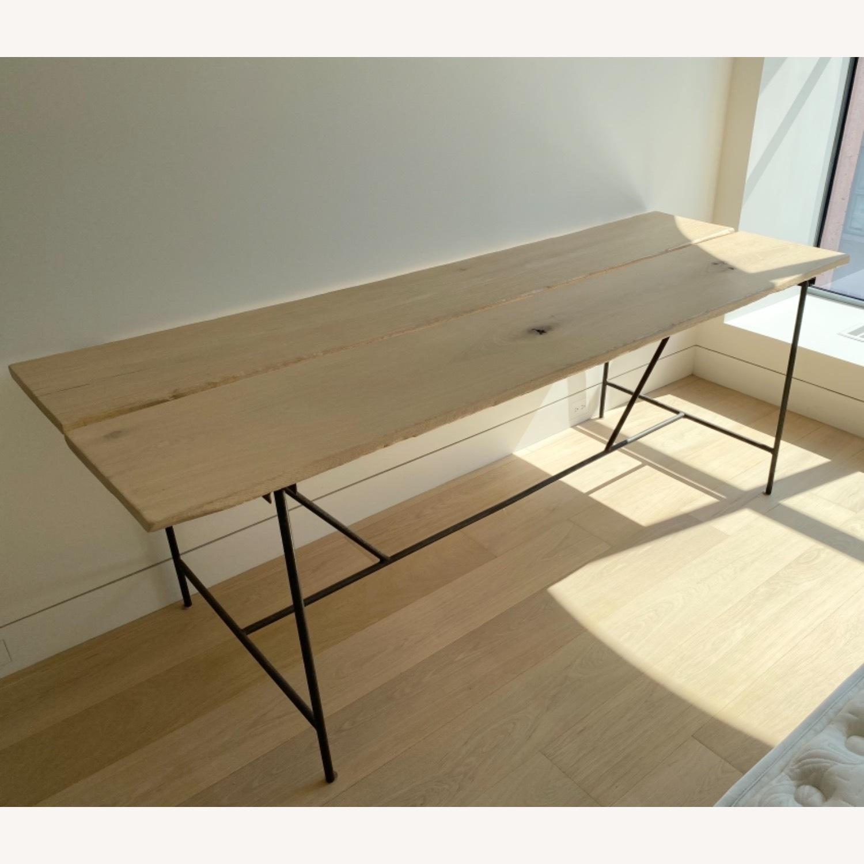 Calypso St. Barth Natural Wood Table - image-9