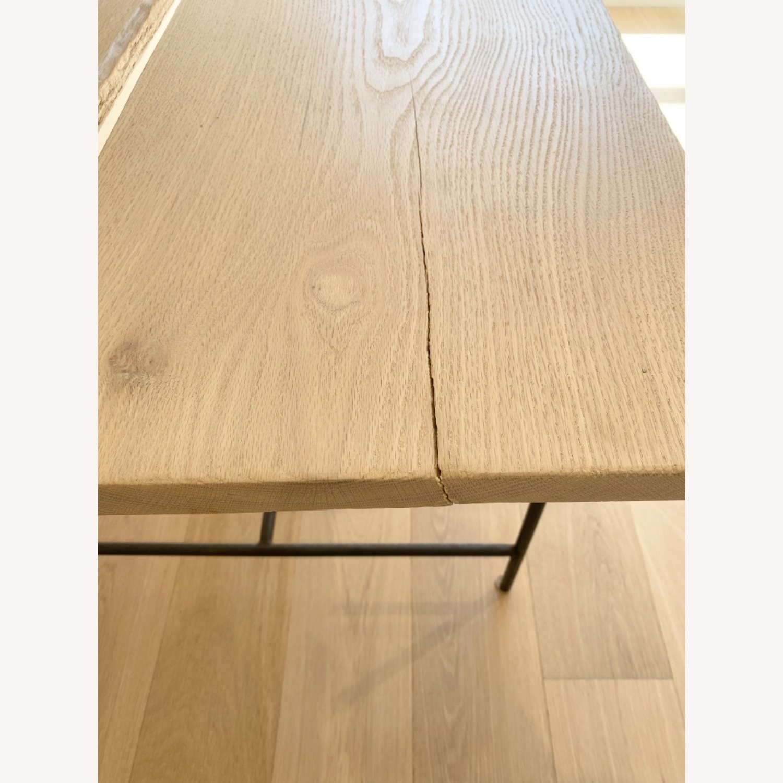 Calypso St. Barth Natural Wood Table - image-6