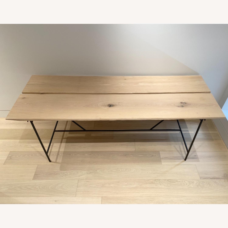 Calypso St. Barth Natural Wood Table - image-2