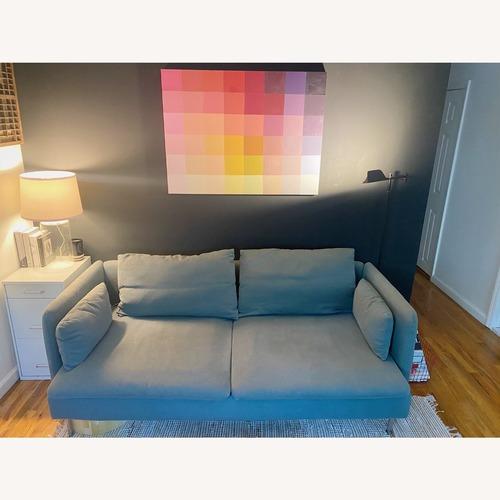 Used IKEA Modern 2-Seater Sofa for sale on AptDeco