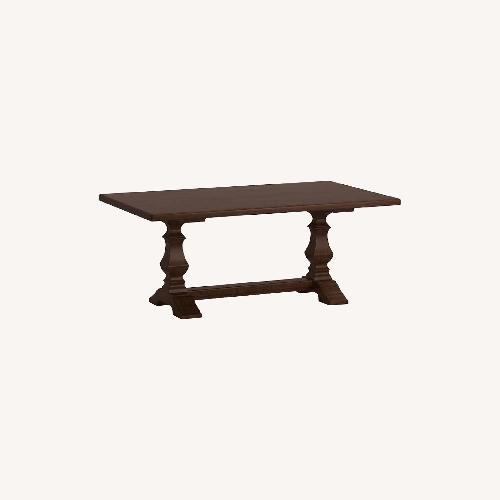 Used Bassett Dining Room Table for sale on AptDeco