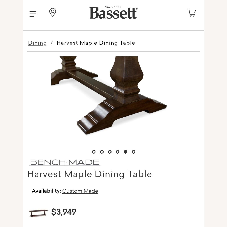 Bassett Dining Room Table - image-2