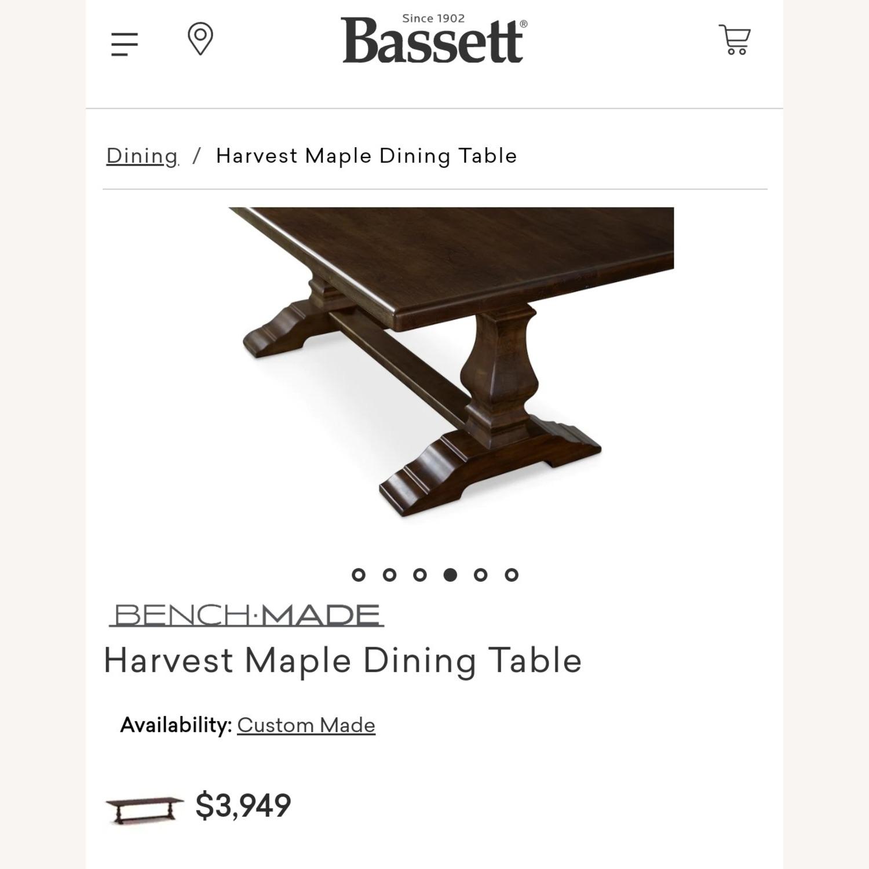 Bassett Dining Room Table - image-3
