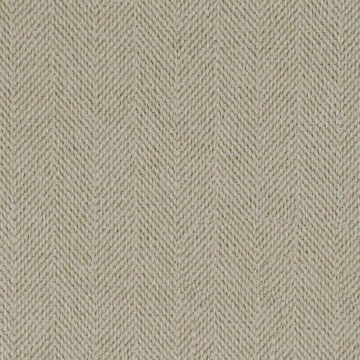 Sectional In Cream Chevron Dobby Upholstery - image-8