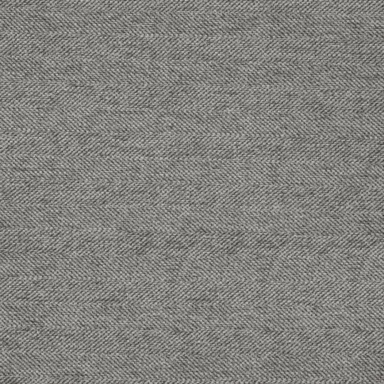 Sectional In Charcoal Chevron Dobby Upholstery - image-11
