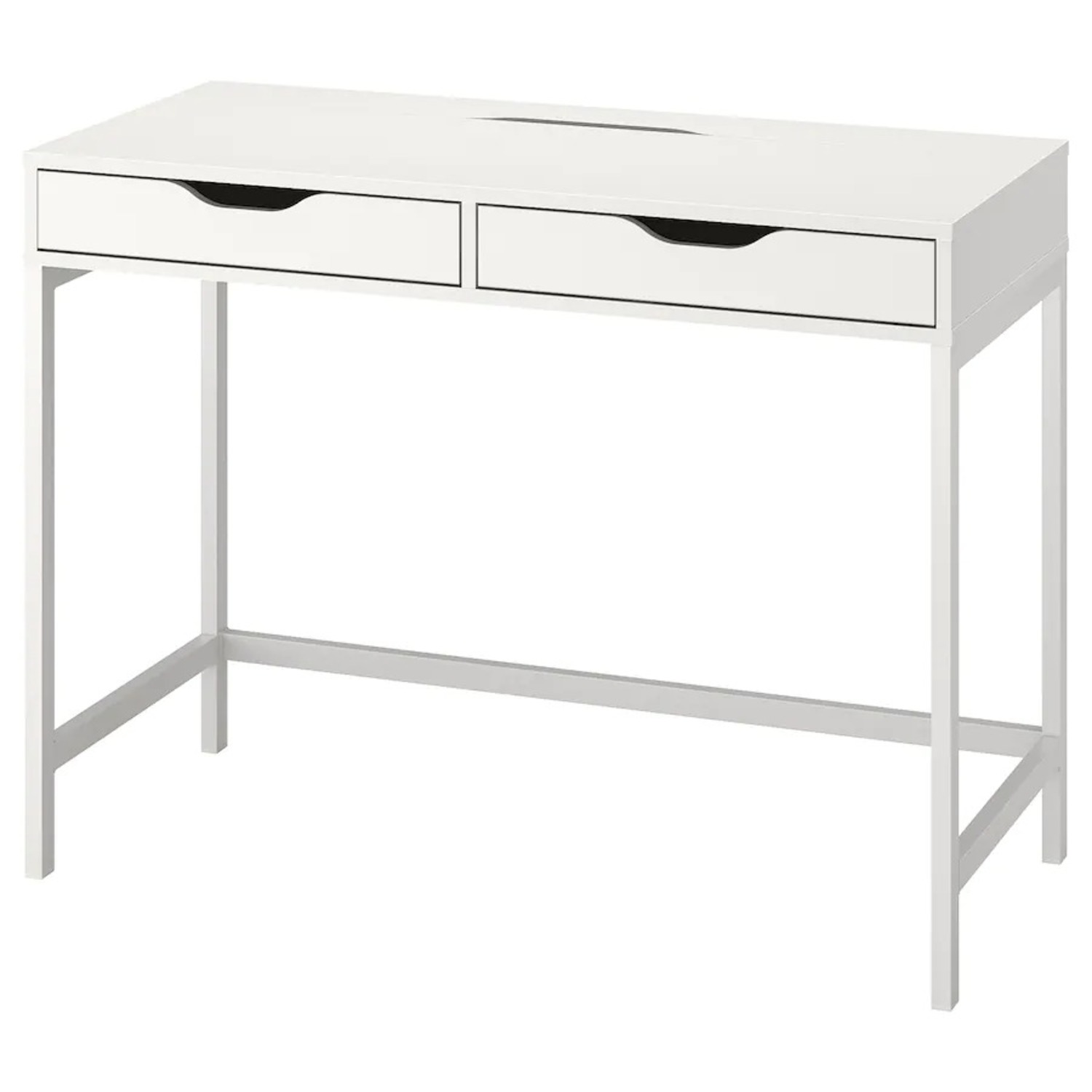 IKEA Alex Desk with Drawers - image-1