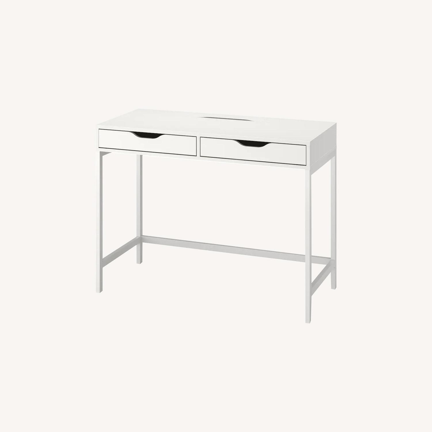 IKEA Alex Desk with Drawers - image-0