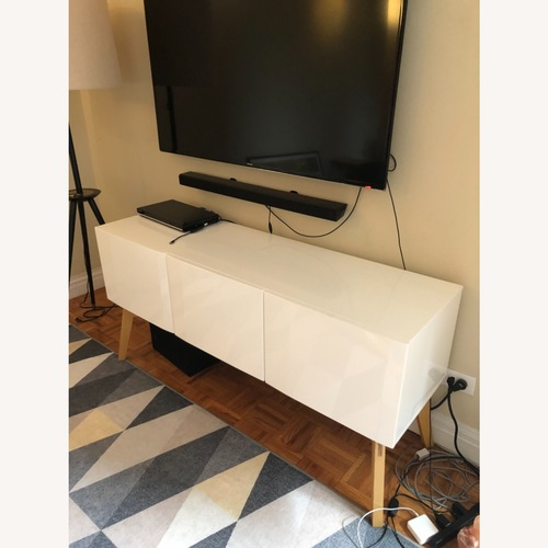 Used CB2 Console and Media Storage for sale on AptDeco