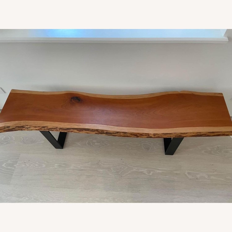 Room & Board Cherry Chilton Bench - image-2