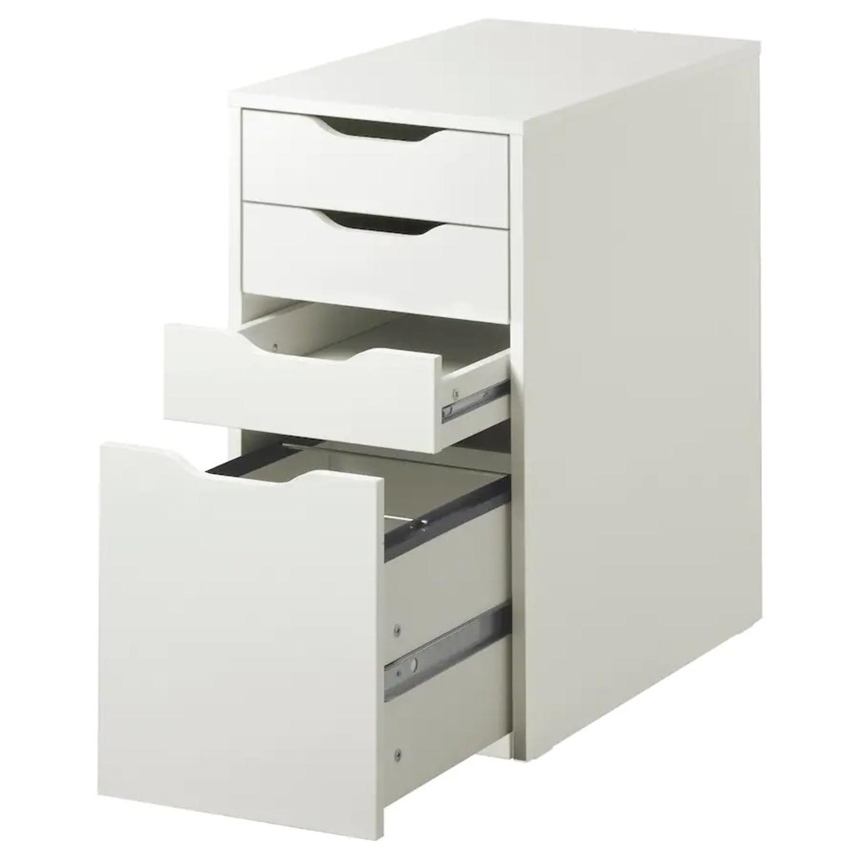IKEA Alex Filing Cabinet - image-2