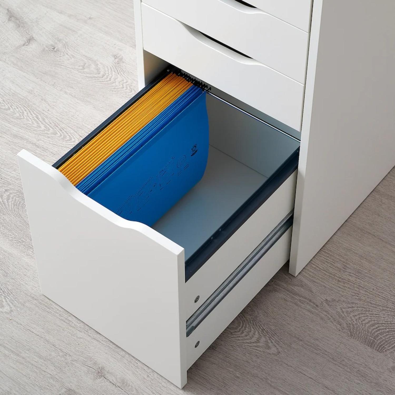 IKEA Alex Filing Cabinet - image-3