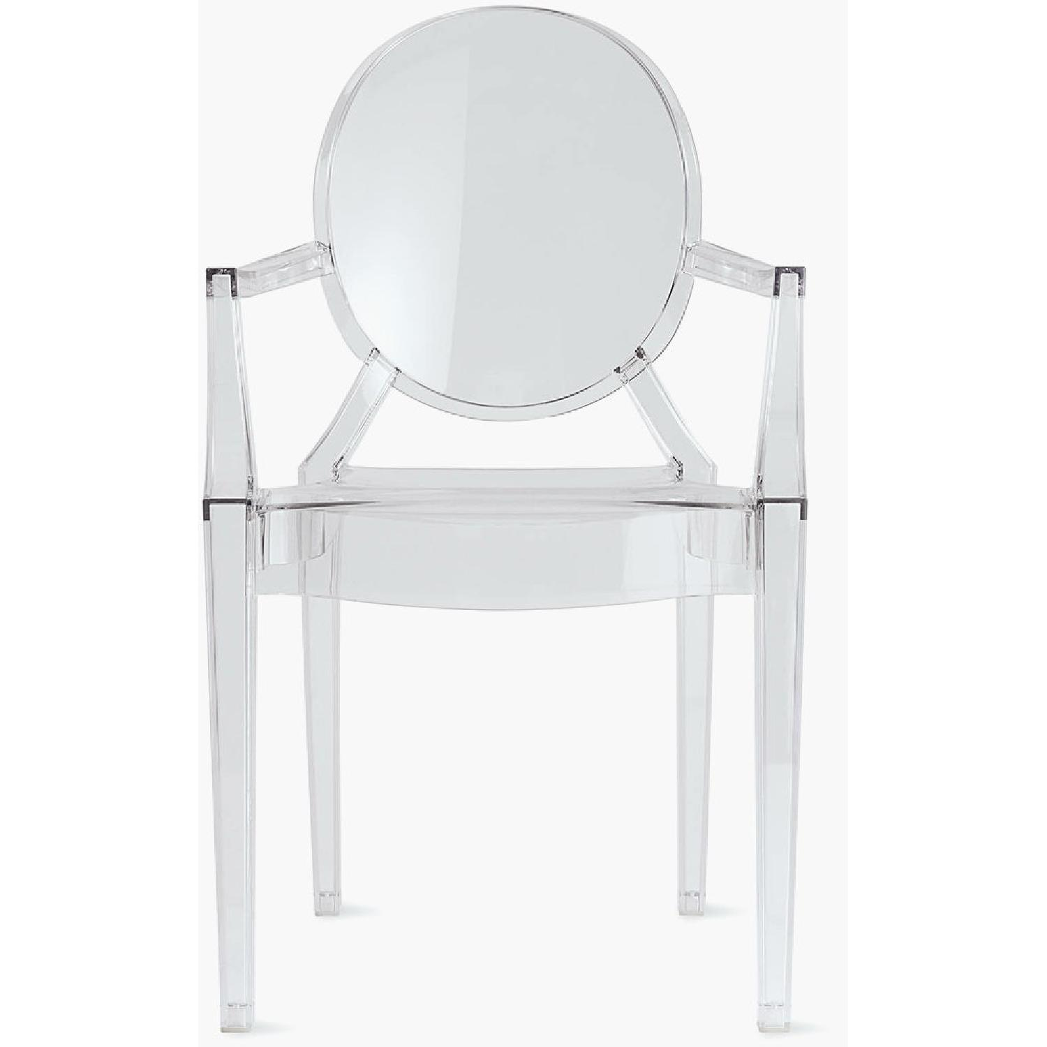 Design Within Reach Ghost Chairs (Set of 2) - image-4