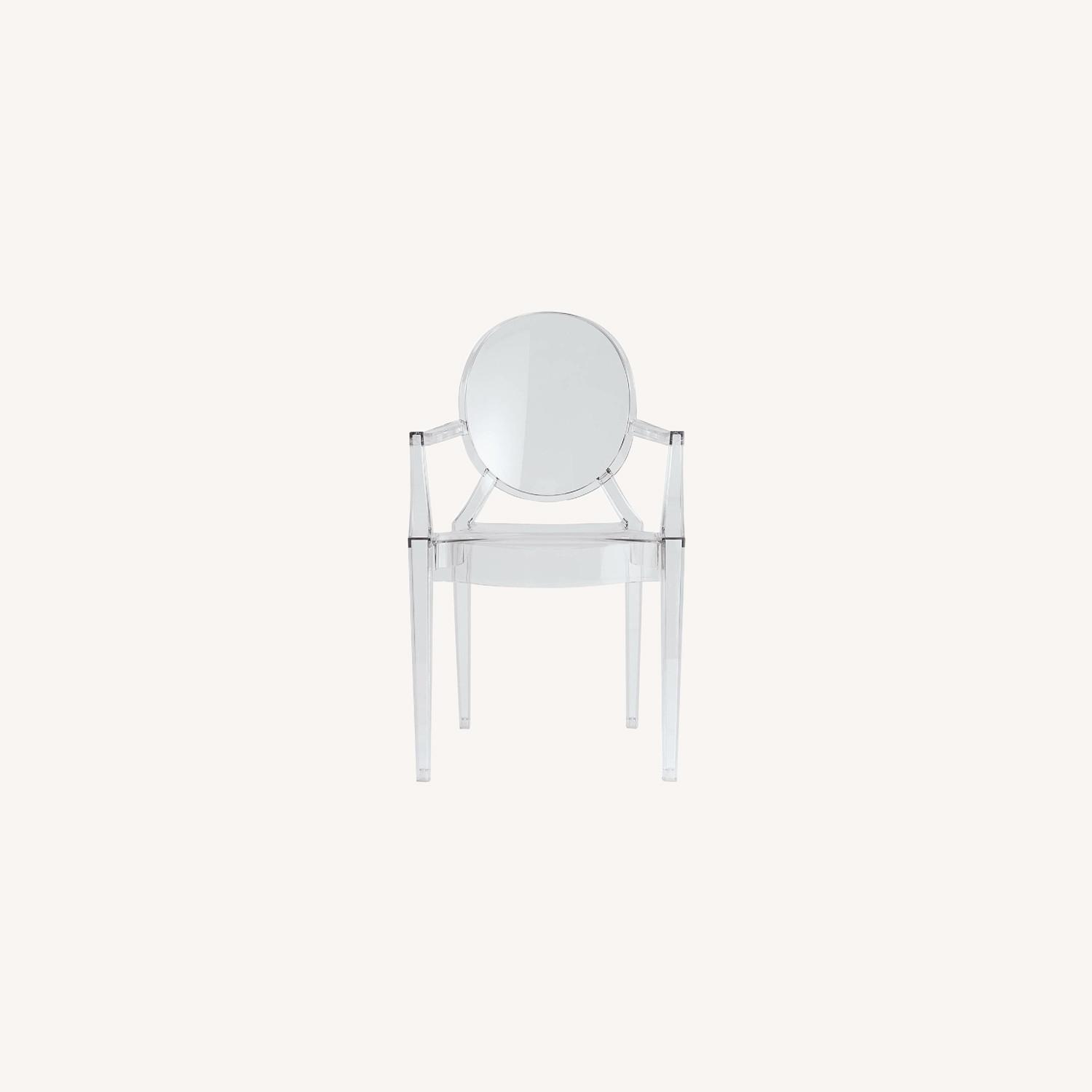 Design Within Reach Ghost Chairs (Set of 2) - image-0