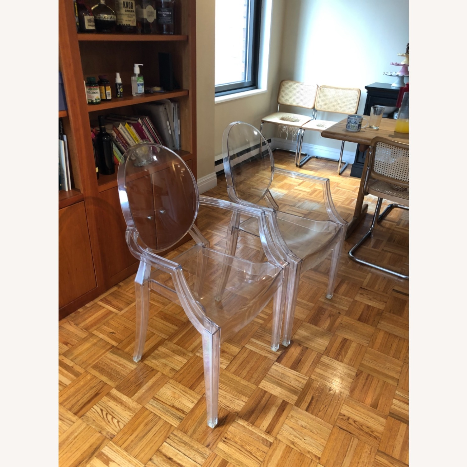 Design Within Reach Ghost Chairs (Set of 2) - image-2
