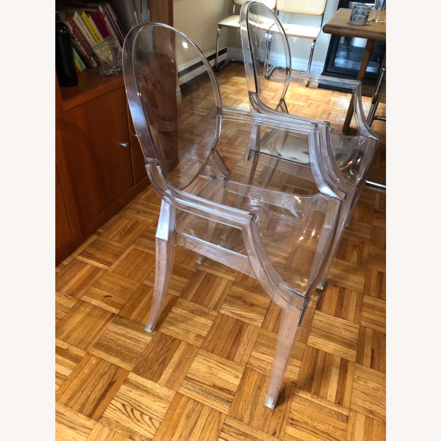 Design Within Reach Ghost Chairs (Set of 2) - image-3