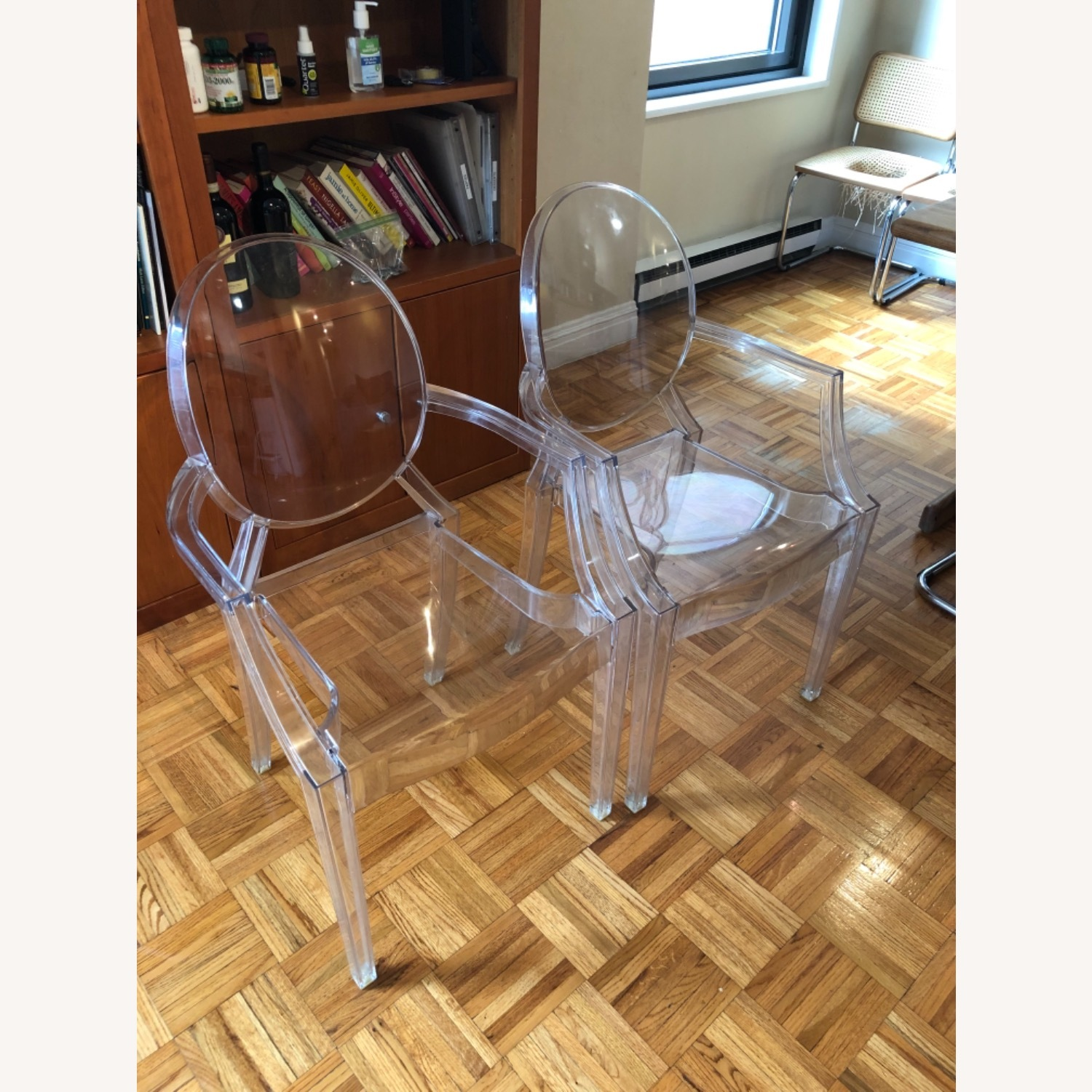 Design Within Reach Ghost Chairs (Set of 2) - image-1