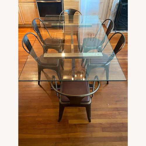 Used True Modern Dining Table for sale on AptDeco